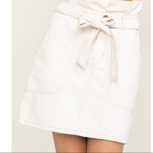 NWT Free people high waisted size 6 skirt